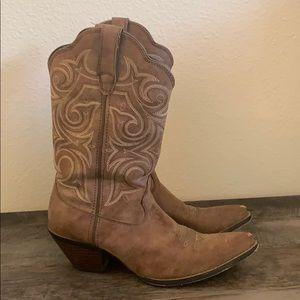 Durango Women's Cowboy Boots Sz 9.5